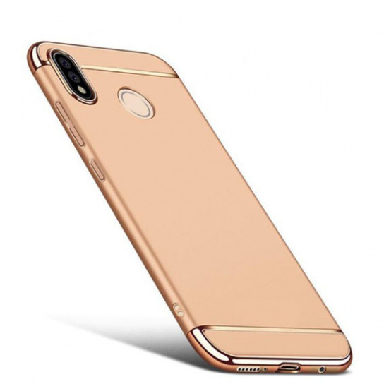 Чехол Epik Joint Series для Huawei P Smart+ (nova 3i) Золотой