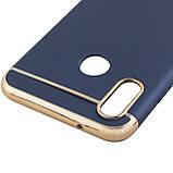 Чехол Epik Joint Series для Huawei P20 Lite Синий, фото 4
