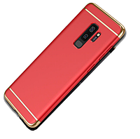 Чехол Epik Joint Series для Samsung Galaxy A6 Plus (2018) Красный