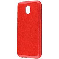 TPU чехол Epik Shine для Samsung J400F Galaxy J4 (2018) Красный