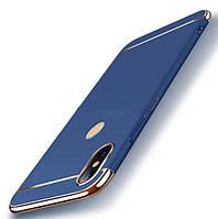 Чехол Epik Joint Series для Xiaomi Mi Max 3 Синий