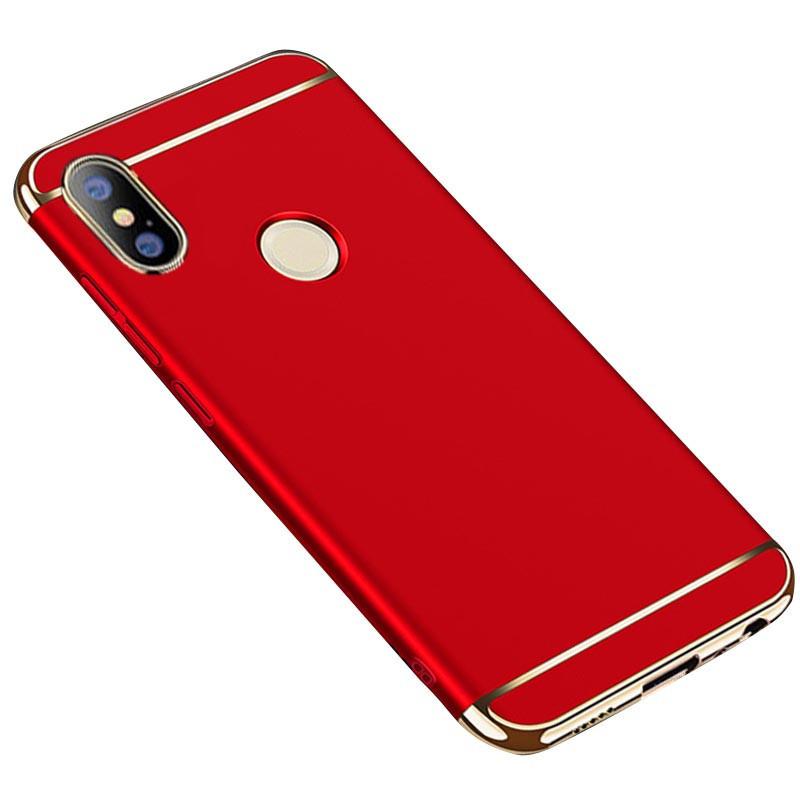 Чехол Epik Joint Series для Xiaomi Mi Max 3 Красный