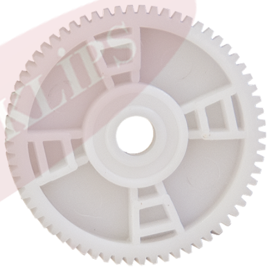 Шестерня привода (моторчика) стеклоподъемника Lada Kalina