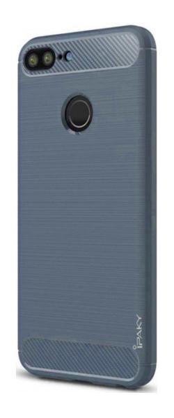TPU чехол iPaky Slim Series для Huawei Honor 9 Lite Синий