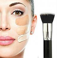 Кисть для макияжа Vinmax для смешивания жидкой полировки, нанесения пудры, корректора