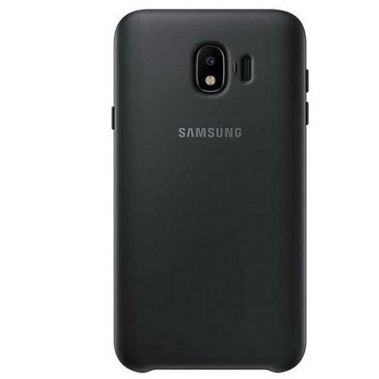 Оригинальный силиконовый чехол Samsung для Samsung J400F Galaxy J4 (2018) Черный