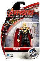 Фигурка Тор Эра Альтрона - Thor, Avengers Age of Ultron, Hasbro, 9,5 см - 143384