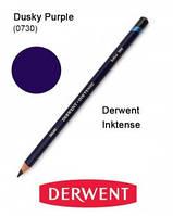 Карандаш чернильный Inktense (0730), Буро-фиолетовый, Derwent