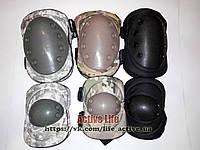 Защита тактическая - комплект/опт+розн/ (наколенники + налокотники), фото 1
