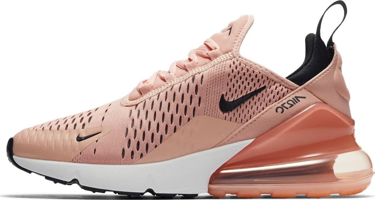 outlet store 76819 b1871 Женские кроссовки Nike Air Max 270 Coral Stardust (найк аир макс 270,  персиковые) - Bigl.ua