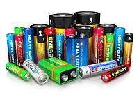 Батарейки, аккумуляторы, 18650, кроны (-11%)