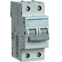 Автоматический выключатель 2Р 6А С MC206A Hager