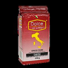 Кофе Dolce Aroma CLASSIC 30/70 (мелена), 250г