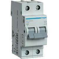 Автоматический выключатель 2Р 32А С MC232A Hager