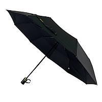 Мужской зонт-автомат Max, черный цвет, 715-1