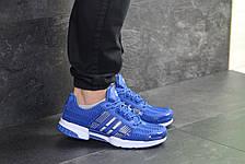 Кроссовки мужские Adidas Clima Cool,сетка,ярко синие 46р, фото 3