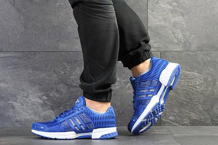Кроссовки мужские Adidas Clima Cool,сетка,ярко синие 46р, фото 2