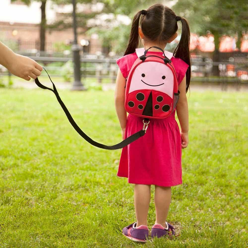 Рюкзак с ремешком безопасности, Божья коровка, Skip Hop 212210
