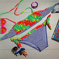 Яскравий дитячий купальник для дівчинки A - 2465, фото 1