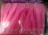 Силиконовый шпатель для воска,палочки для нанесения воска 100 штук, фото 4