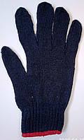 Перчатки трикотажные без ПВХ точки