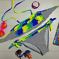 Яркий детский купальник для девочки A - 2466, фото 1