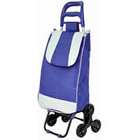 39f4a75f77f5 Тачка сумка с тройным колесом кравчучка Stenson MH-2786 95 см, синяя