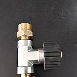 Тройник высокого давления для подключения двух пистолетов к АВД, фото 2