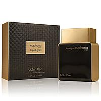 Calvin Klein Euphoria Liquid Gold Men - мужская туалетная вода