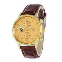 Мужские наручные часы (копия) BMW All Gold