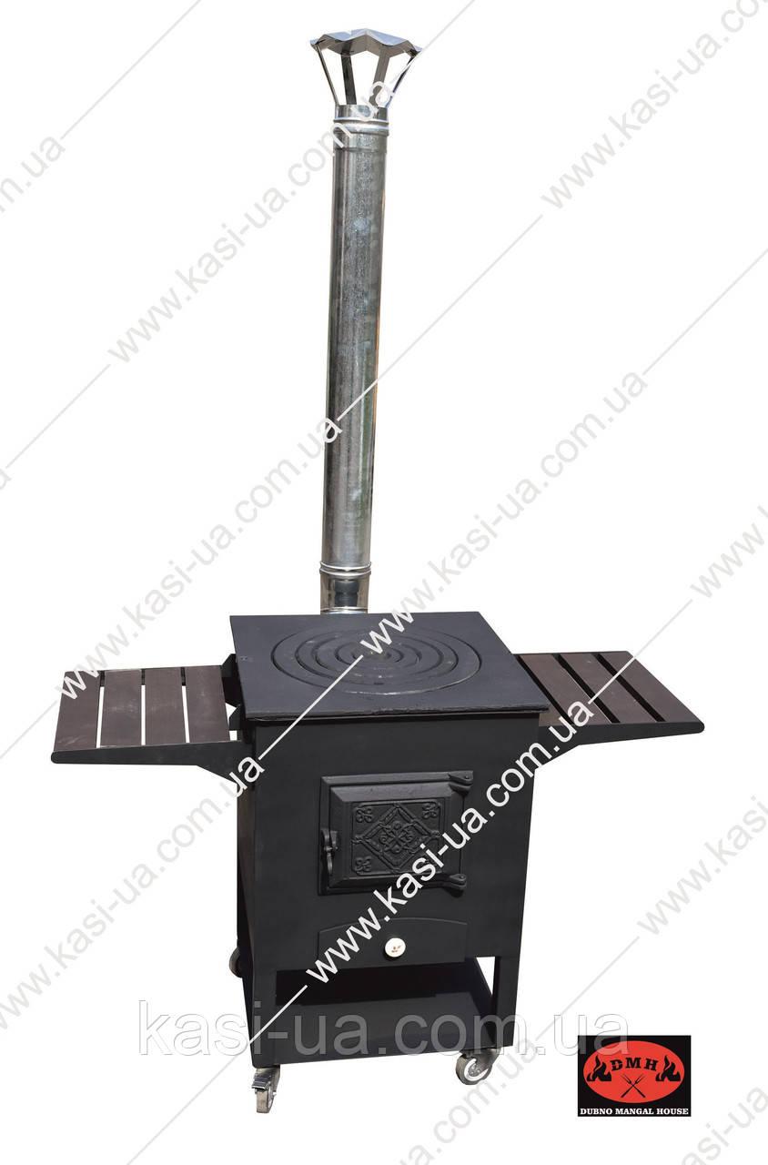 Мангал-печь DMH500