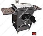 Мангал-печь DMH500, фото 3