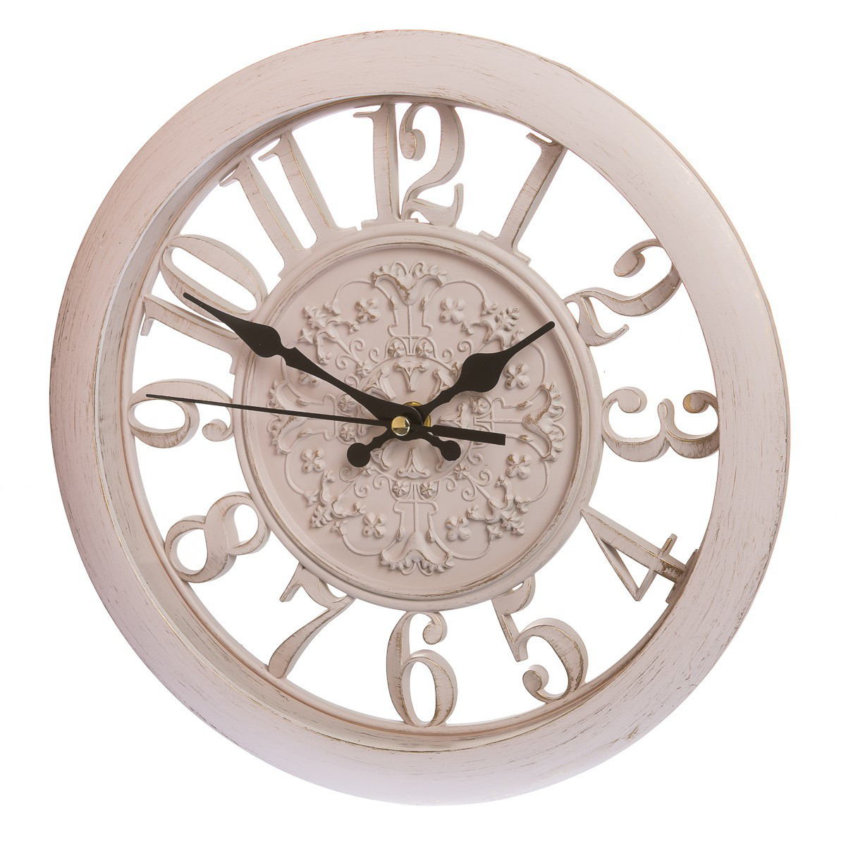Часы настенные 068Acream