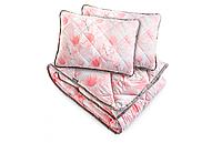 Евро набор Маргарита, подушки 50х70см - 2шт, одеяло - 200х220см