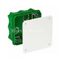 Коробка 100Х100Х50 IP30 распределительная для твердых стен (под бетон) Schneider