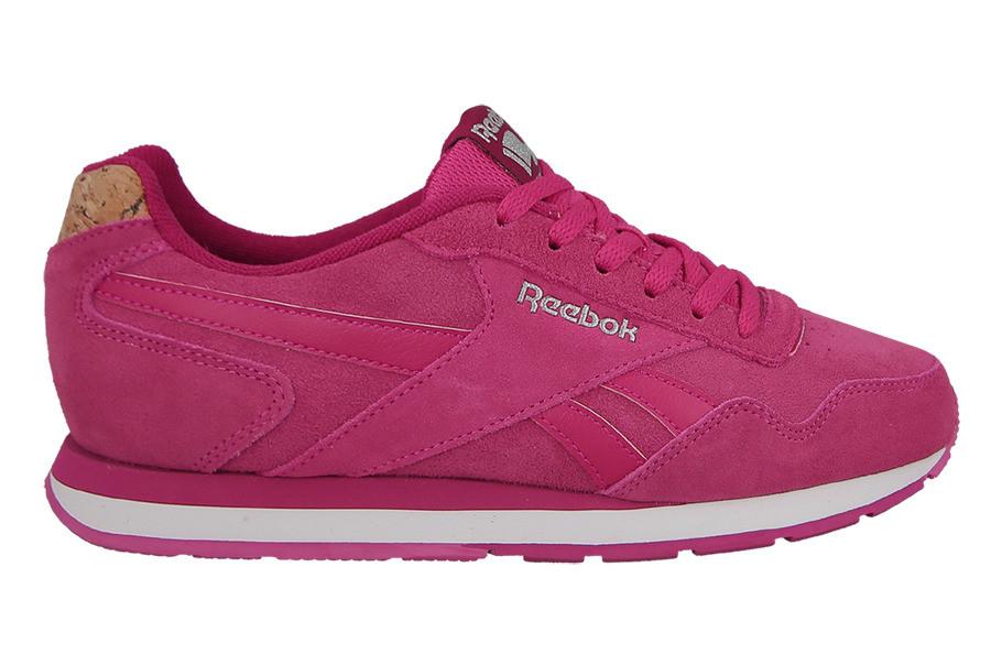 Женские кросовки REEBOK ROYAL GLIDE (BD3409) розовые
