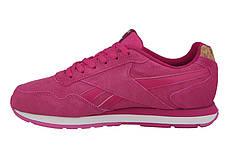 Женские кросовки REEBOK ROYAL GLIDE (BD3409) розовые, фото 2