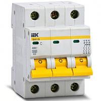 Автоматический выключатель ВА 47-29 3Р 20А IEK MVA20-3-020-C