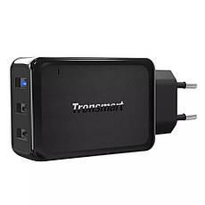 Зарядное устройство Tronsmart W3PTA 42W Quick Charge 3.0 USB Wall Charger 3-Port, фото 2
