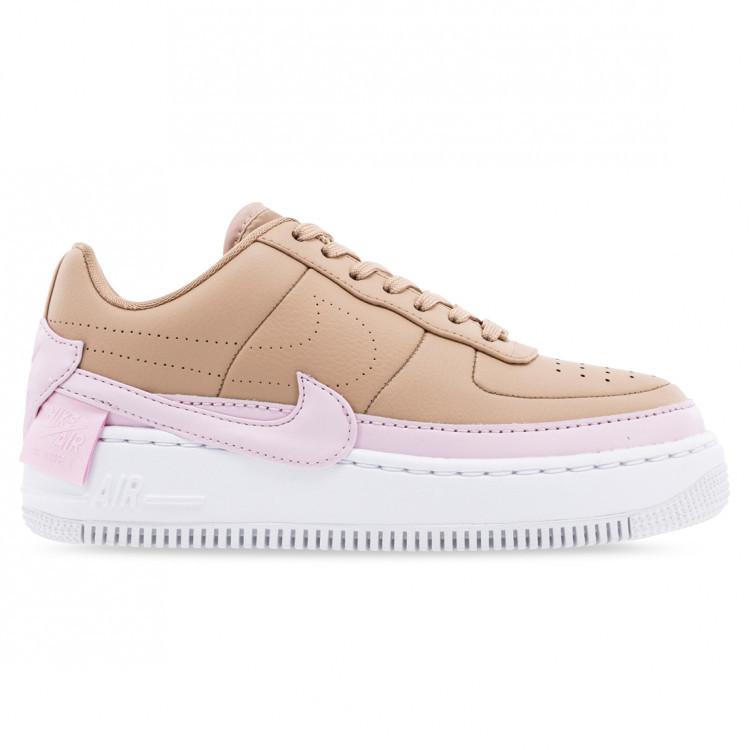 """Кросівки Nike Air Force 1 Jester """"Бежеві\Рожеві"""""""