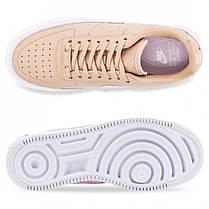 """Кросівки Nike Air Force 1 Jester """"Бежеві\Рожеві"""", фото 3"""