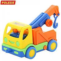 """Игрушка Polesie автомобиль-эвакуатор """"Мой первый грузовик"""" оранжевый (5458-2)"""