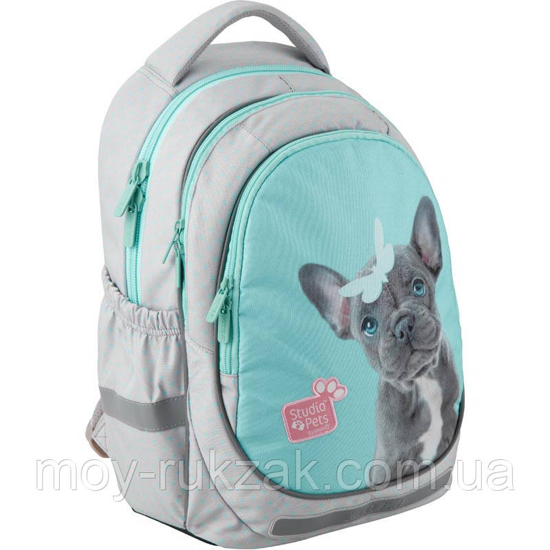Рюкзак школьный Kite Education Studio Pets SP19-700M