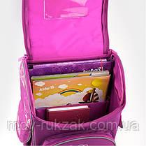Рюкзак школьный каркасный Kite Education Princess P19-501S, фото 2