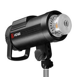 Профессиональная студийная фотовспышка Jinbei HD-610 V Battery Flash