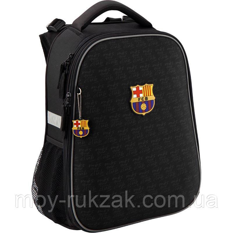 Рюкзак школьный каркасный Kite Education FC Barcelona Барселона BC19-531M