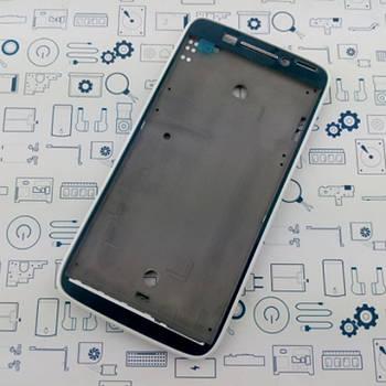 Рамка дисплея Lenovo S650 Белый новый Сервисный оригинал