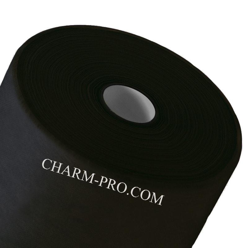 Простынь Polix PRO&MED Black Tatoo 0.8x100 30 гм2