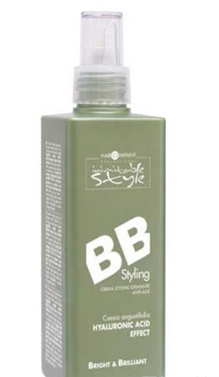 КРЕМ-СТАЙЛИНГ ДЛЯ УКЛАДКИ ВОЛОС - Hair Company BB Styling Cream, 200 мл