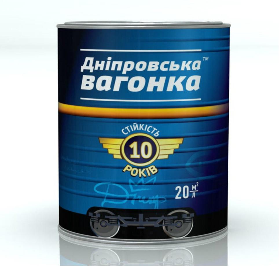 Эмаль Inrafarb Днепровская Вагонка Пф-133 Universal-M 2.5 л Сиреневый лак